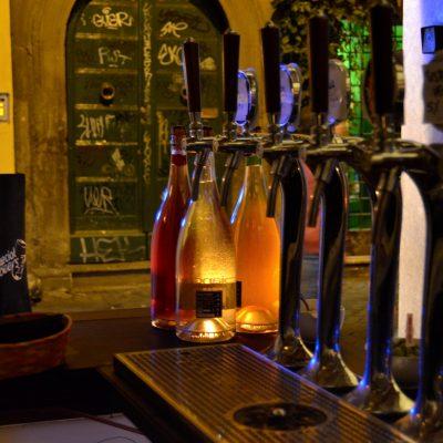 Galería de la cervecería roma trastevere.