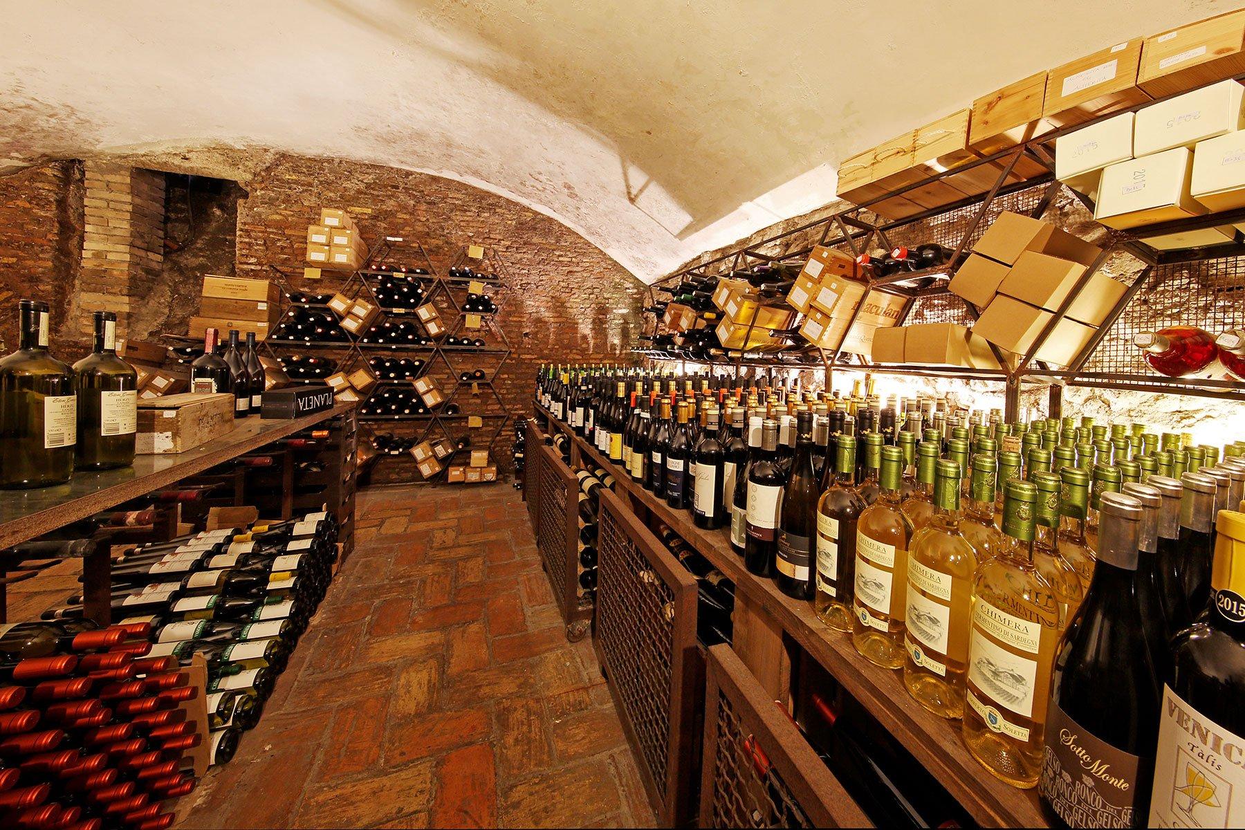établissement vinicole enoteca ferrara roma trastevere