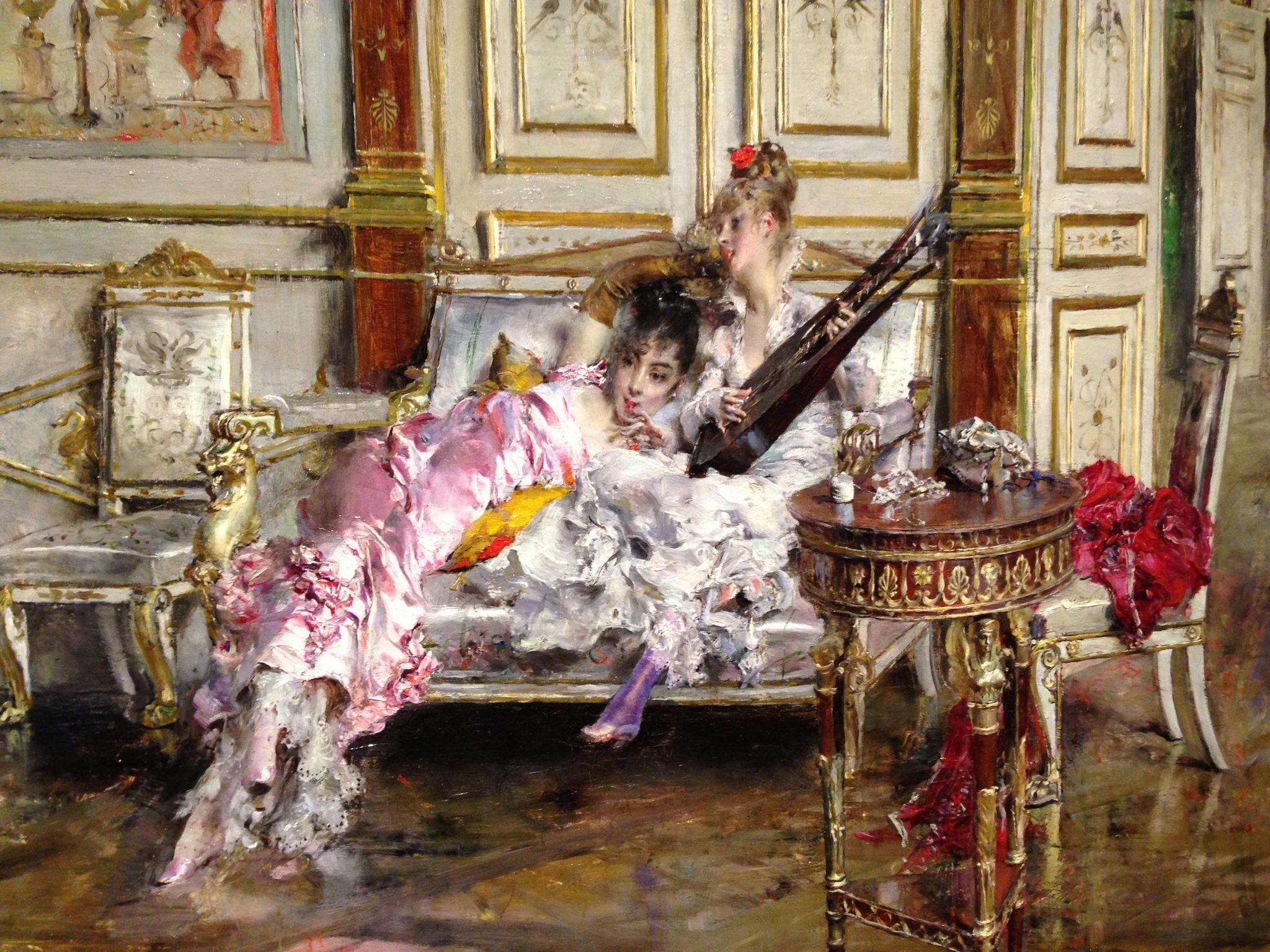 Die Belle Époque von Giovanni Boldini